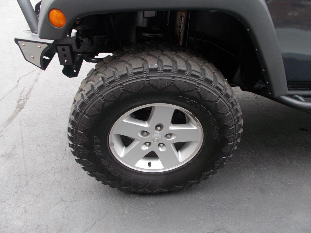 2007 Jeep Wrangler Unlimited X photo