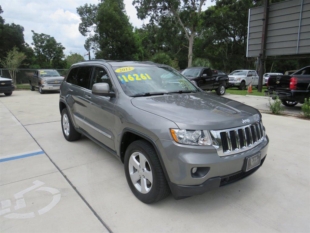 2012 Jeep Grand Cherokee Laredo photo