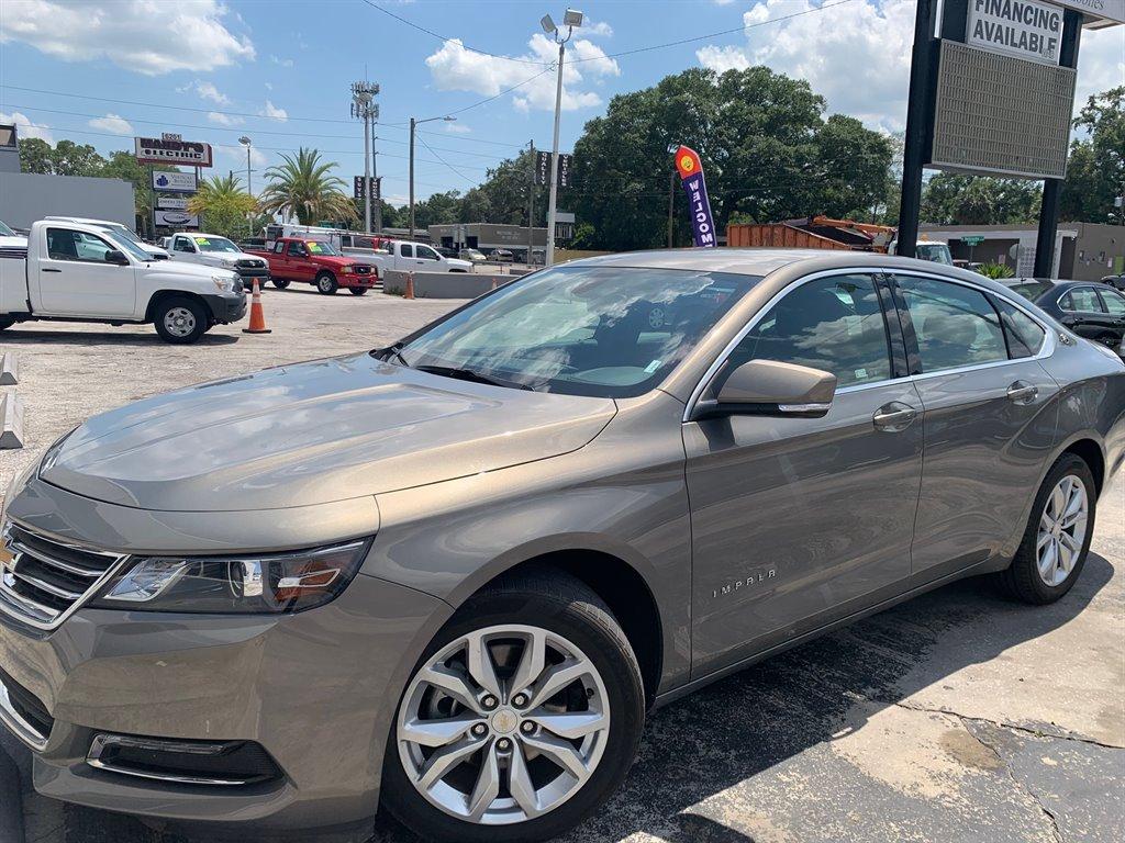 2018 Chevrolet Impala LT photo