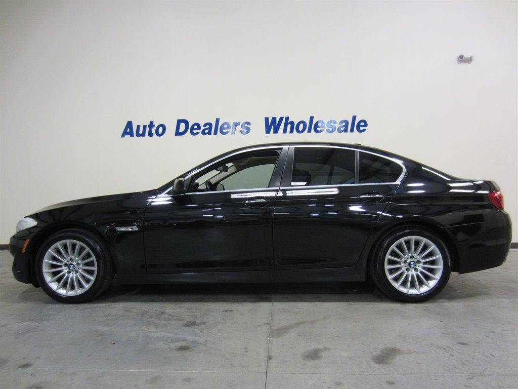 2011 BMW MDX 535i photo