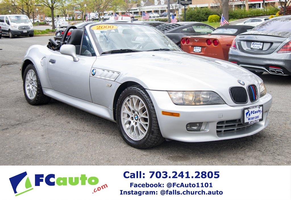 2000 BMW Z3 2.8 photo