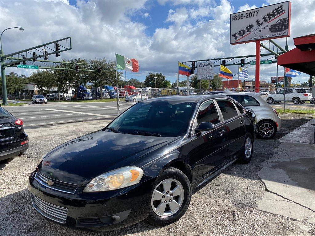 2010 Chevrolet Impala LT photo