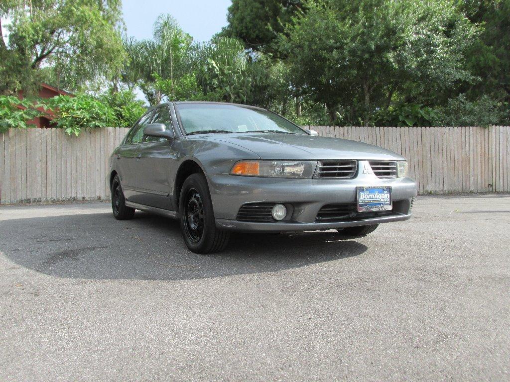 2003 Mitsubishi Galant ES photo