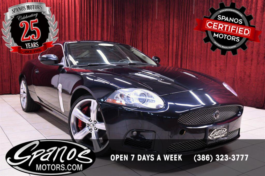 2008 Jaguar XK-Series XKR photo