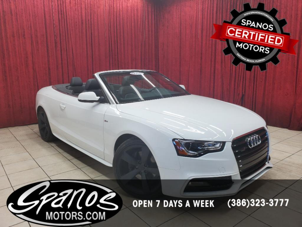 2015 Audi A5 Premium Plus S Line photo