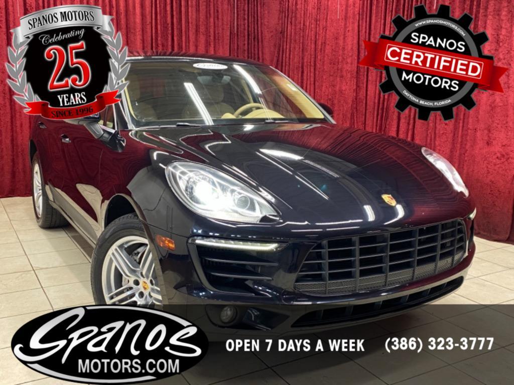 2015 Porsche Macan S photo