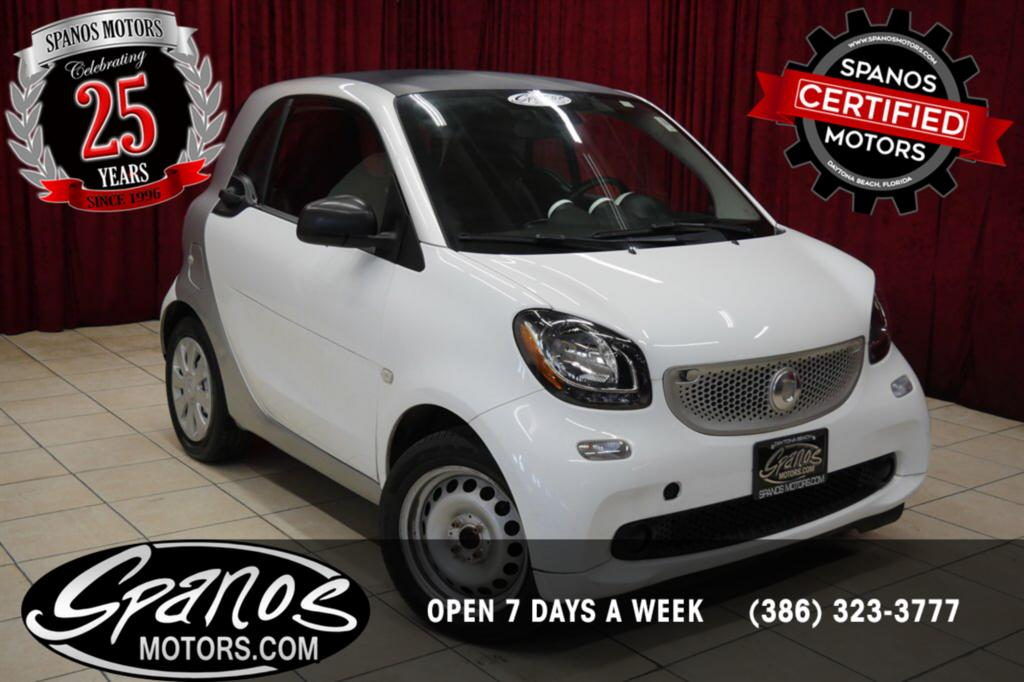 2016 smart Fortwo Passion photo