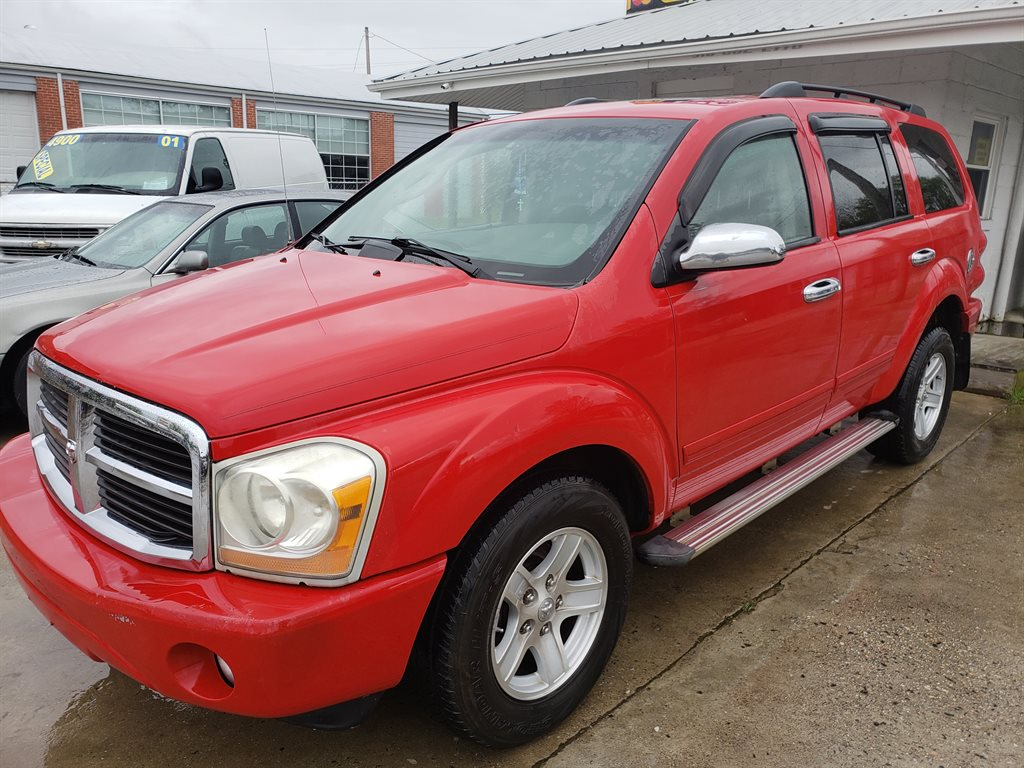2004 Dodge Durango SLT photo
