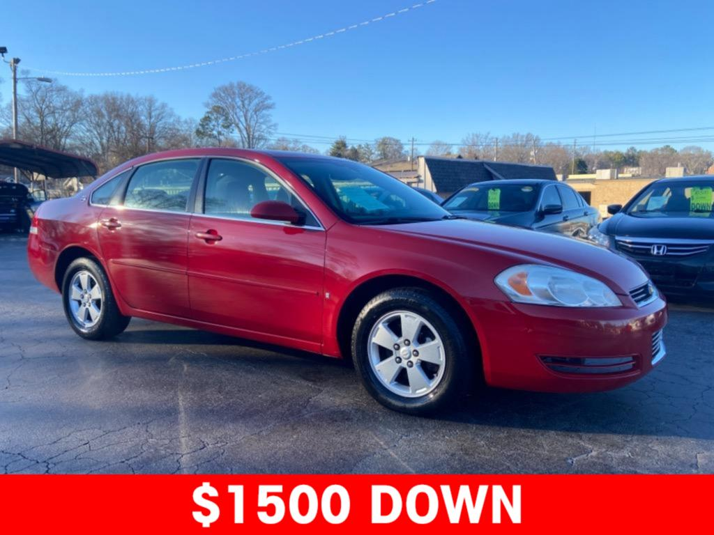 2008 Chevrolet Impala LT photo