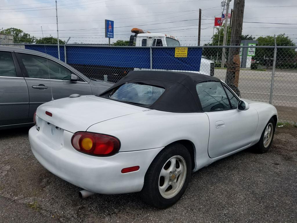 1999 Mazda MX-5 Miata 10th Anniversary photo