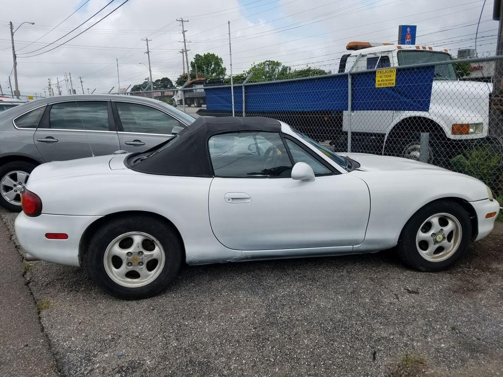 1999 Mazda MX-5 Miata 10th Anniversary photo