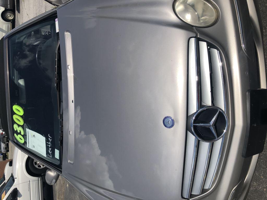 2006 Mercedes-Benz CLK-Class CLK350 photo