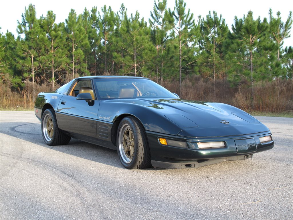 1991 Chevrolet Corvette photo