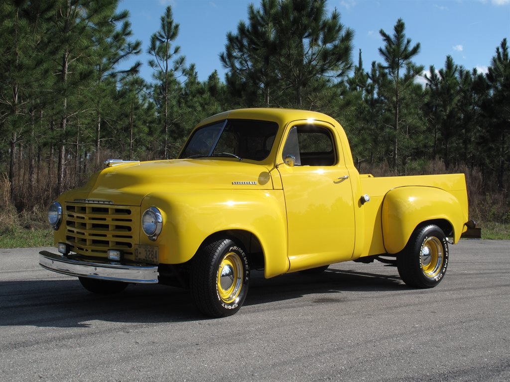 1951 Studebaker Pick UP