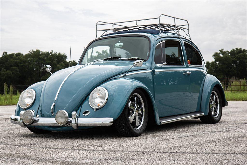 1965 Volkwagen Beetle
