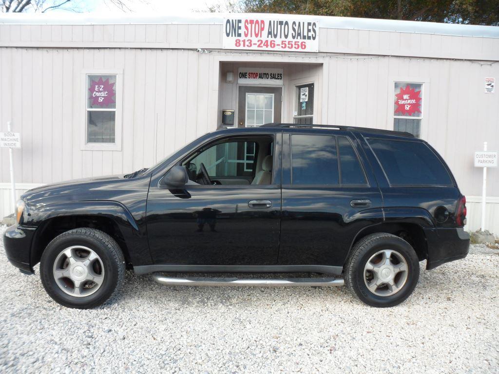 2007 Chevrolet Trailblazer LS photo