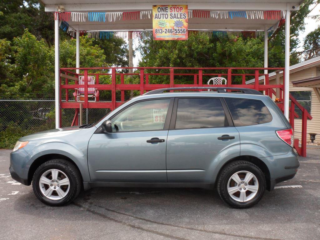 2010 Subaru Forester 2.5X photo