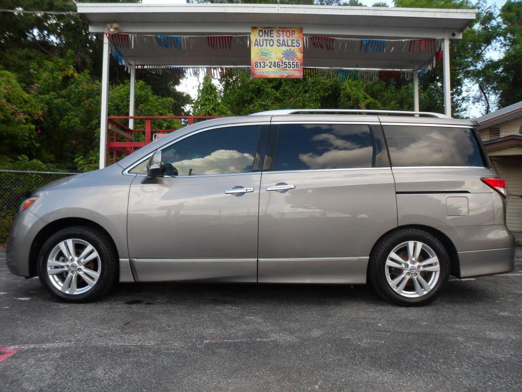 2011 Nissan Quest 3.5 S photo