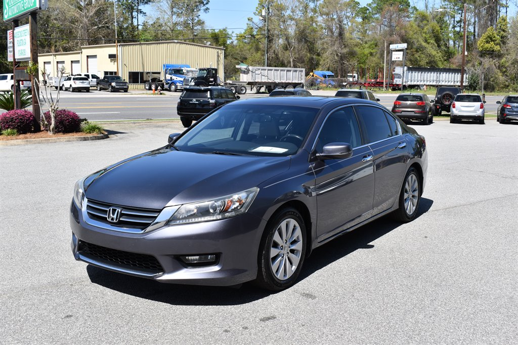 2014 Honda Accord EX-L photo