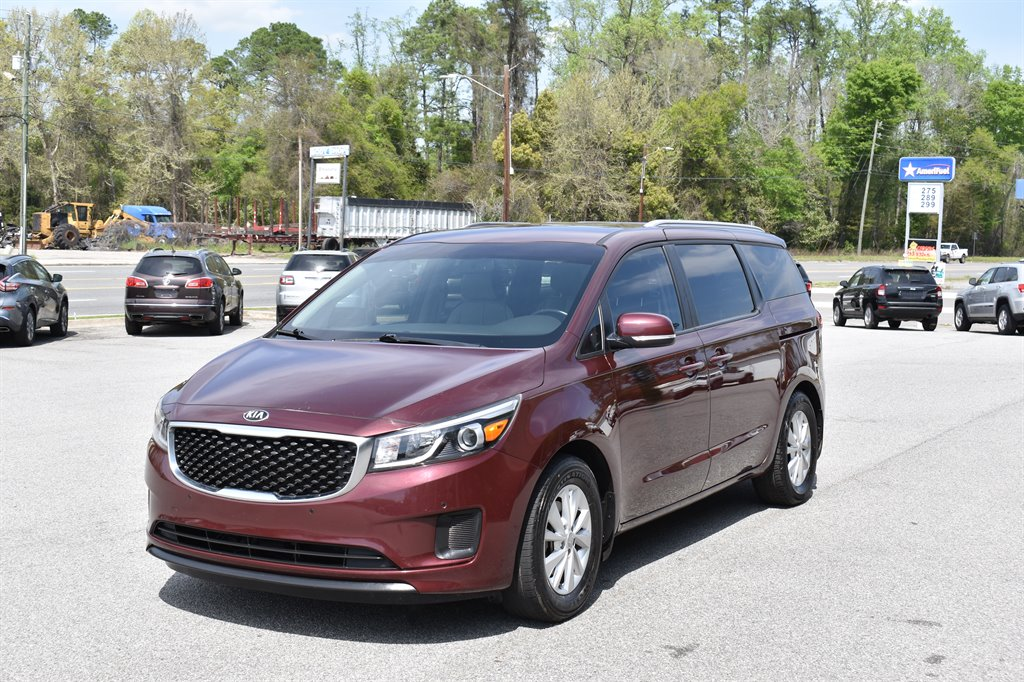 2016 Kia Sedona LX photo