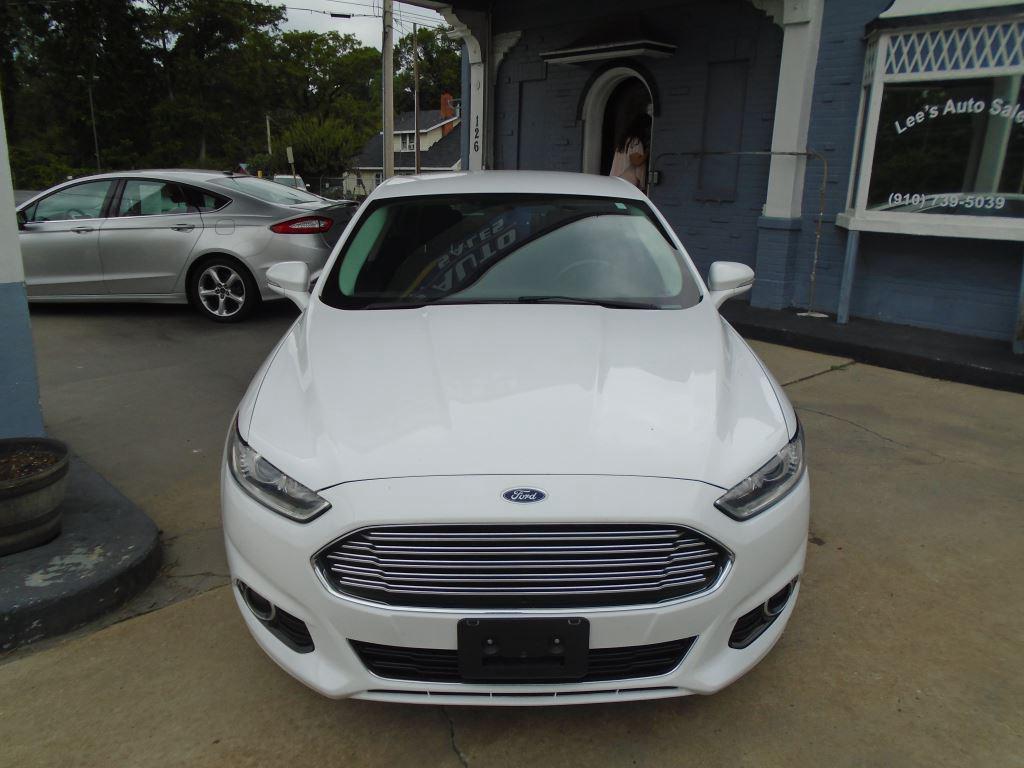 2015 Ford Fusion  photo