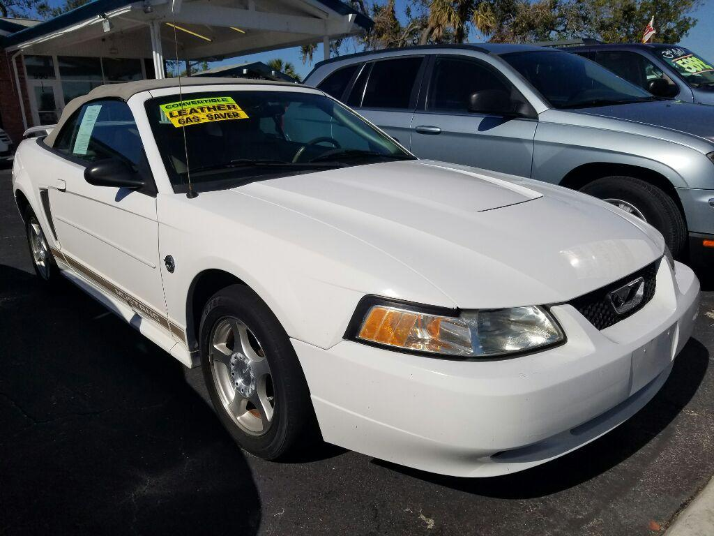 2004 Ford Mustang Deluxe photo