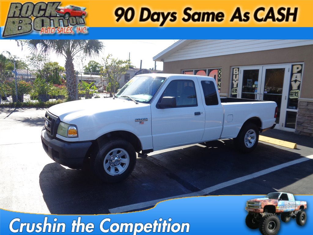 2007 Ford Ranger XL photo