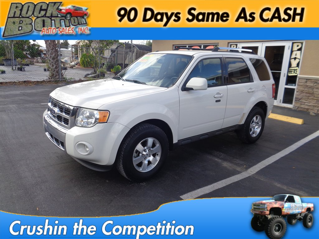 2010 Ford Escape Limited photo