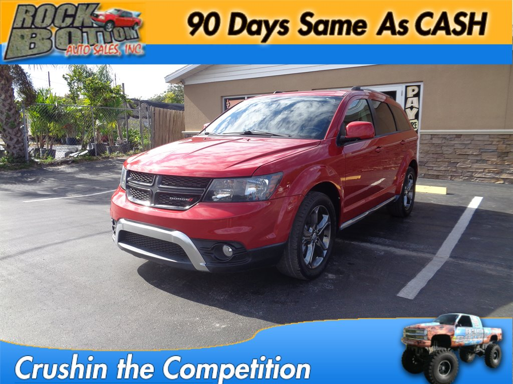 2015 Dodge Journey Crossroad photo
