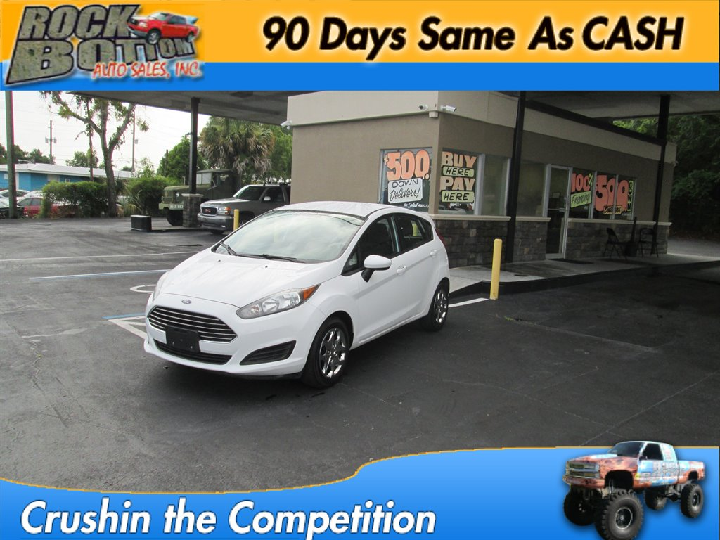 2014 Ford Fiesta S photo