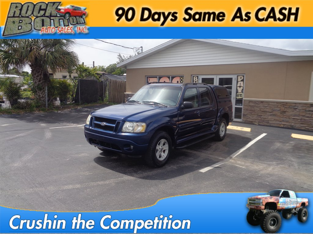 2005 Ford Explorer Sport Trac XLS photo
