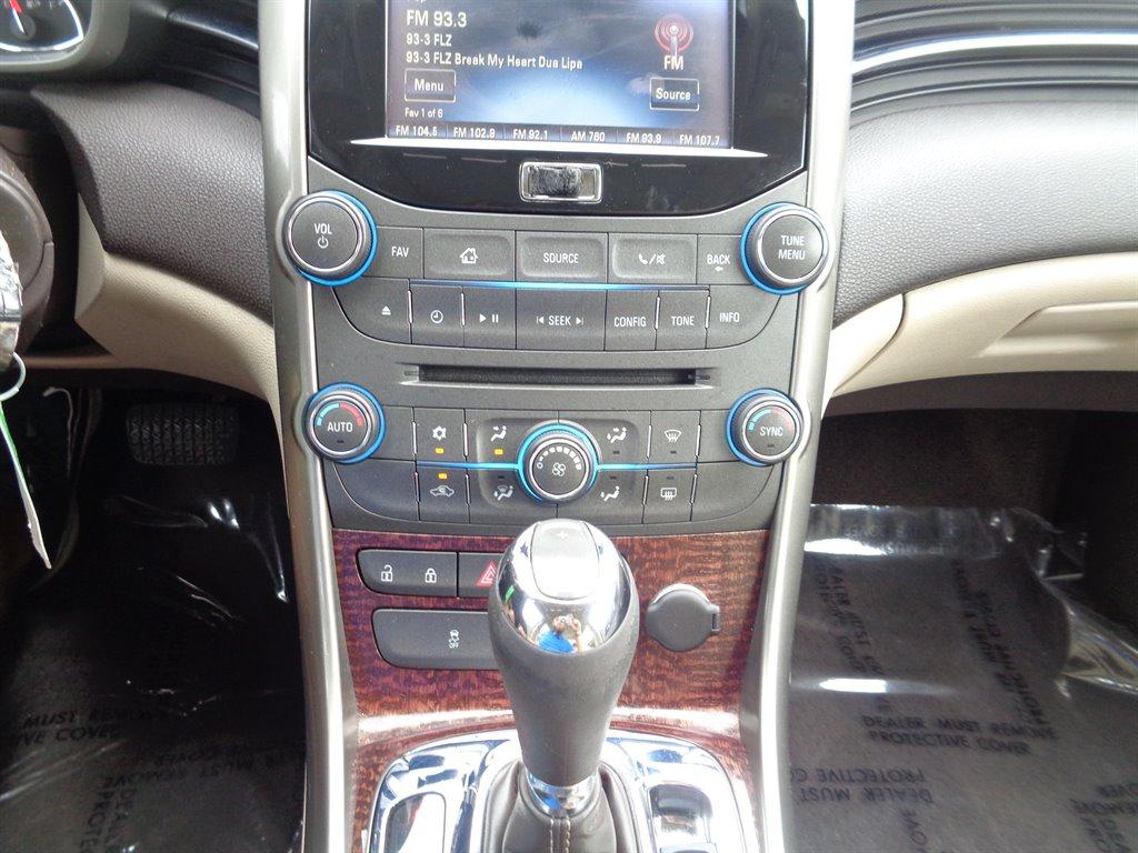 2013 Chevrolet Malibu Eco photo