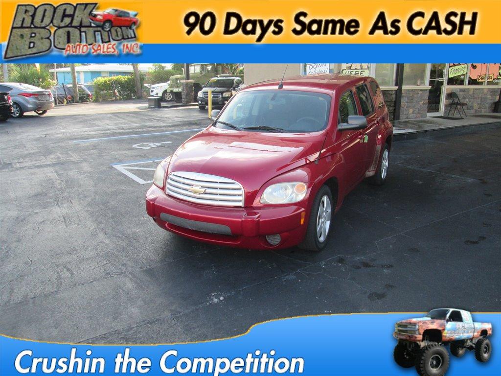 The 2011 Chevrolet HHR LS photos