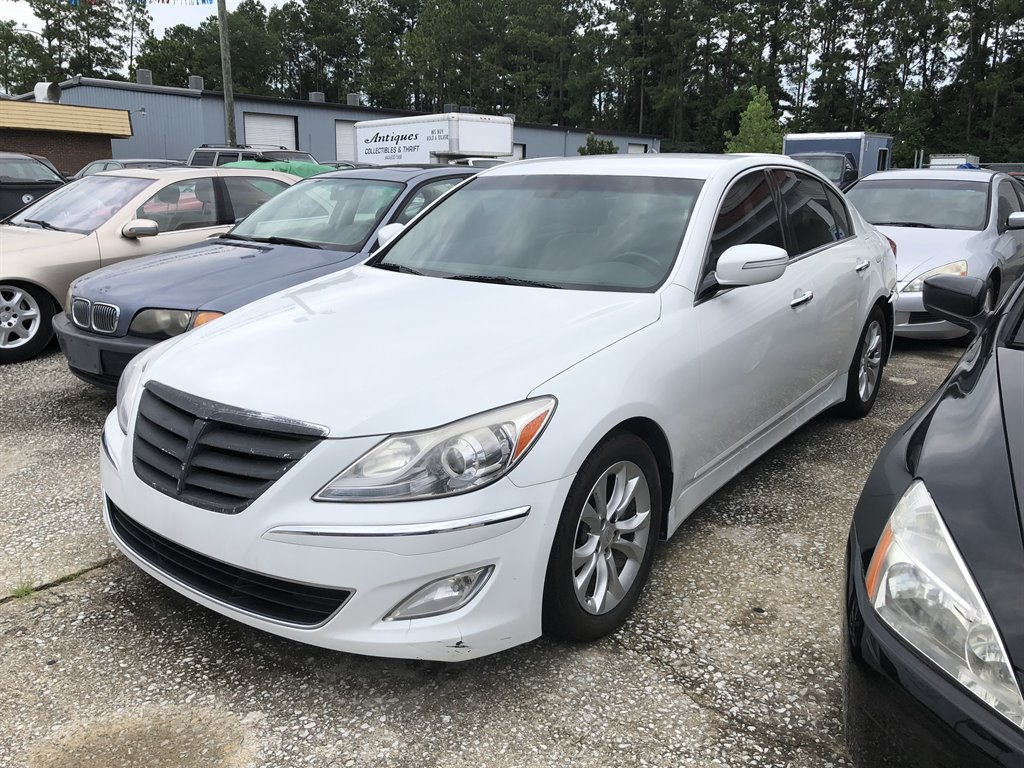 2013 Hyundai Genesis 3.8L photo