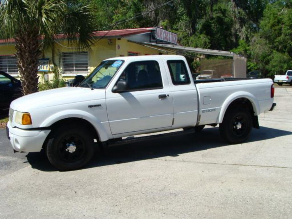 2002 Ford Ranger Edge photo