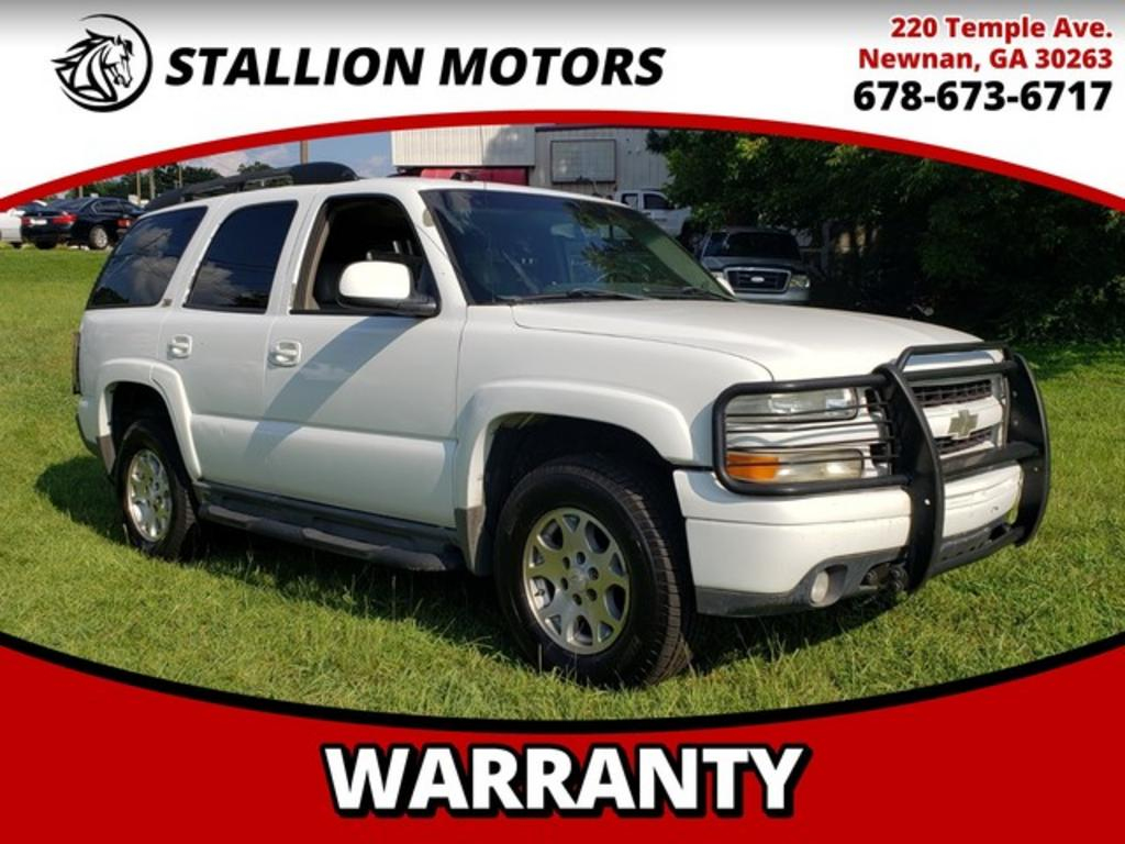 2004 Chevrolet Tahoe LS photo