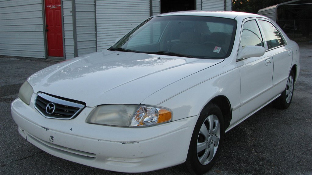 2002 Mazda 626 LX photo
