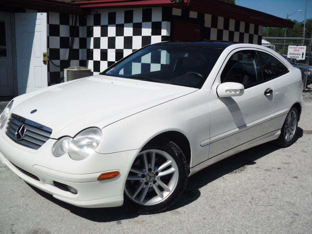 2002 Mercedes-Benz C-Class C 230 Supercharged Hatchback Used Cars in  Orlando, FL 32839