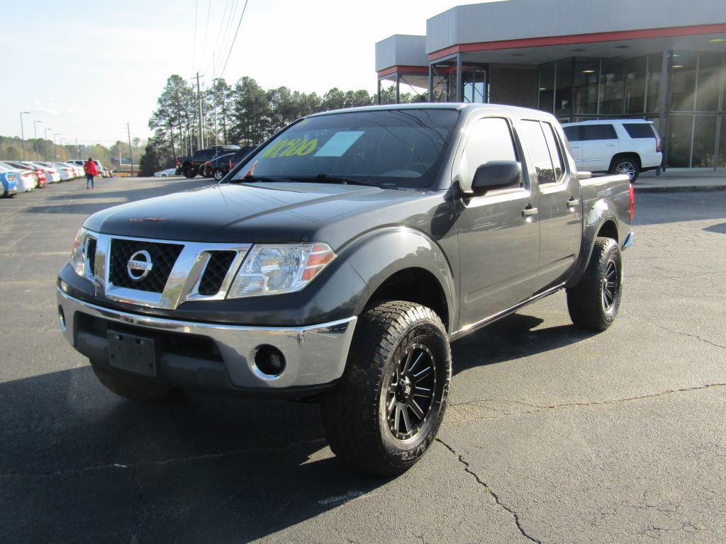 2011 Nissan Frontier S photo