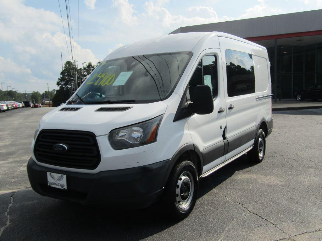 2016 Ford T250 Vans  photo
