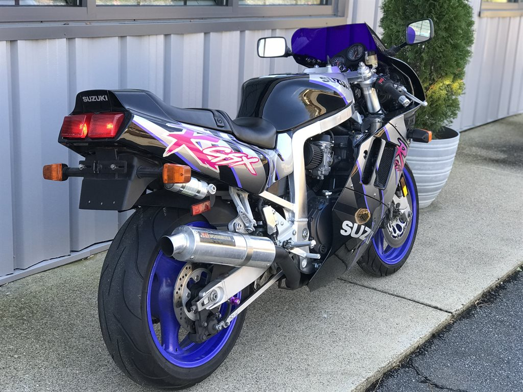 1992 Suzuki GSXR 750  photo