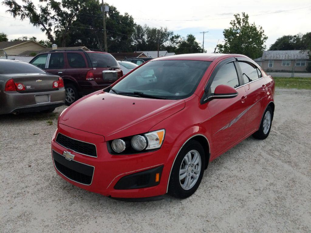 2012 Chevrolet Sonic LT photo