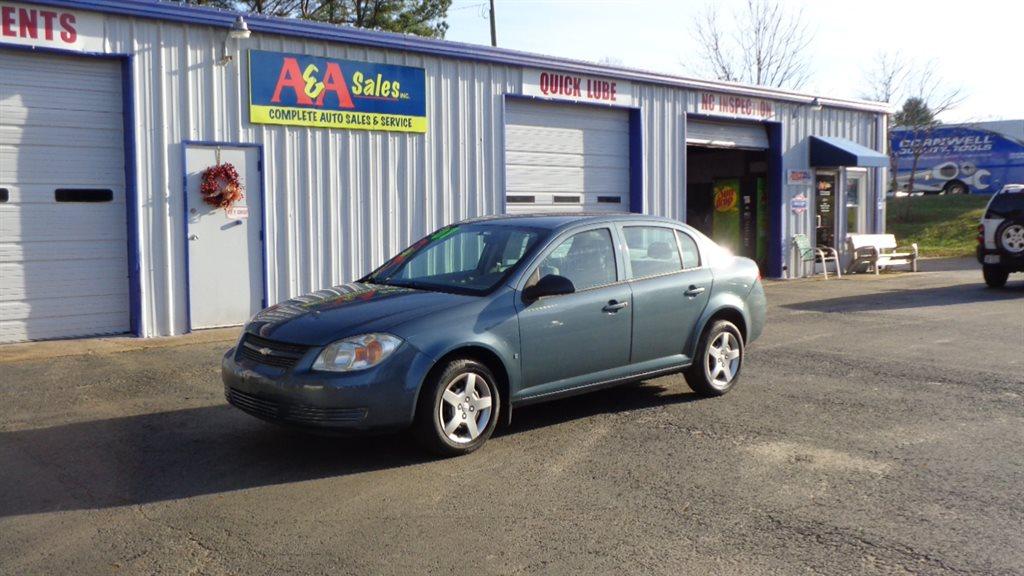 The 2007 Chevrolet Cobalt LS photos