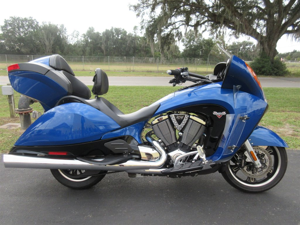 2016 Victory Vision