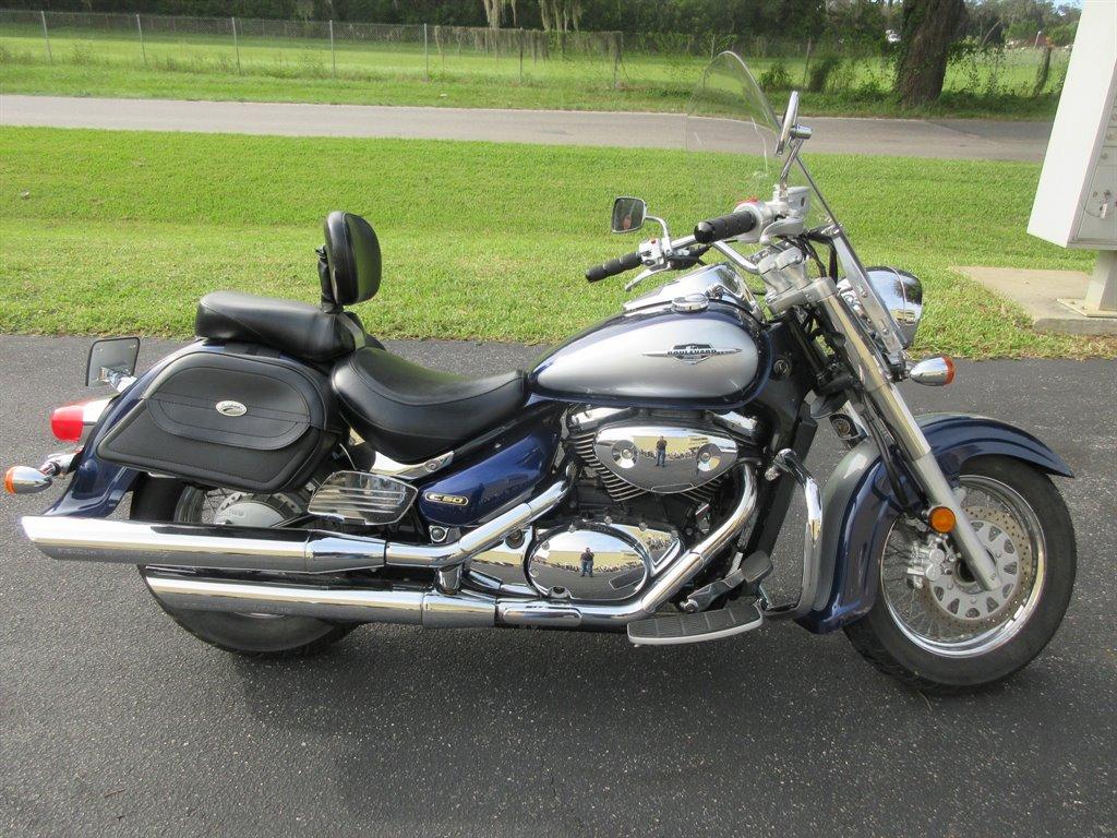 2008 Suzuki VL800  photo