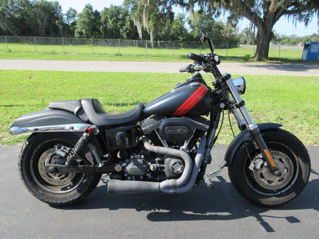 2016 Harley-Davidson Fat Bob
