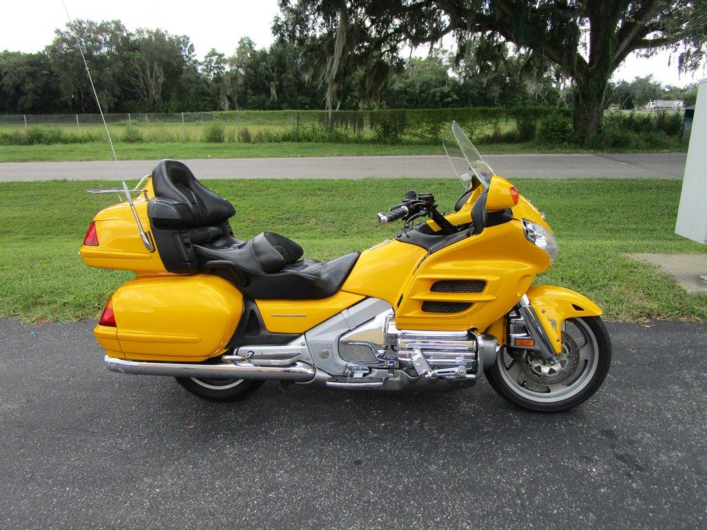 2005 Honda Goldwing  photo