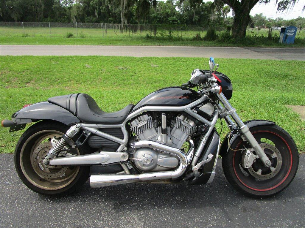 2007 Harley-Davidson V ROD  photo