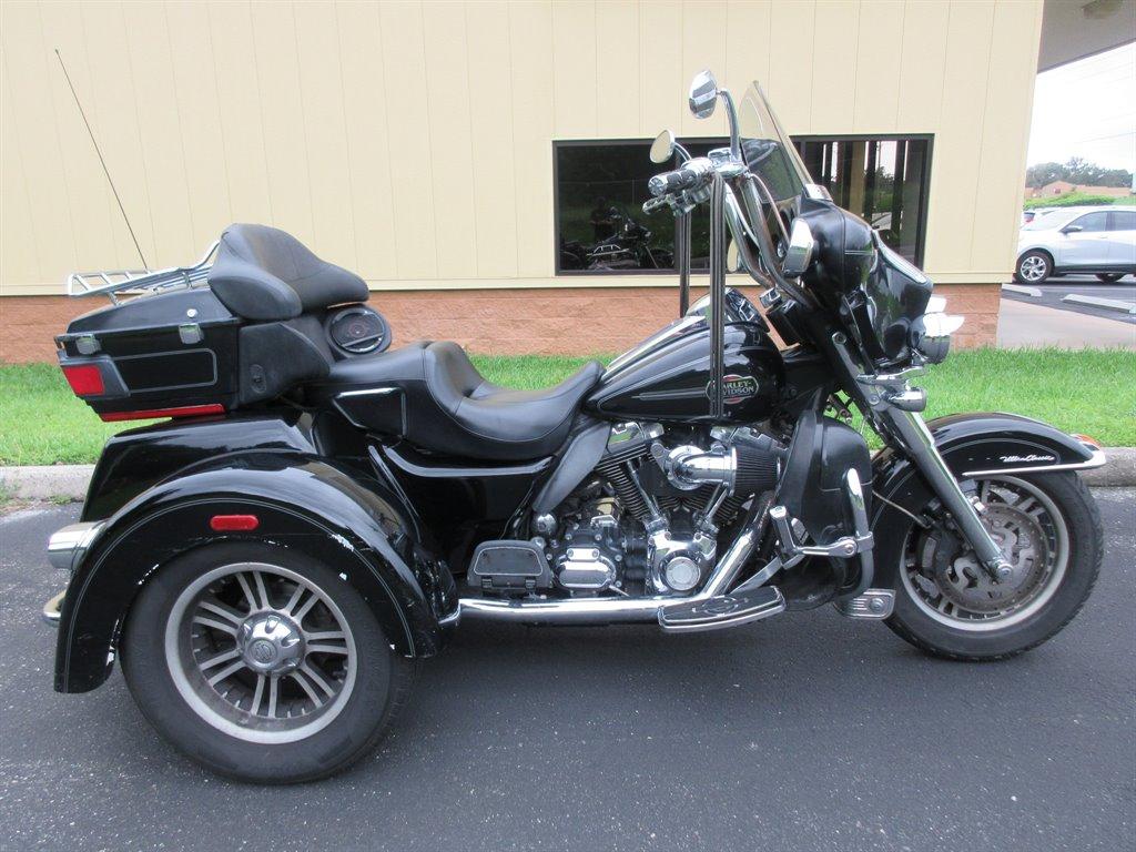 2009 Harley-Davidson Tri Glide  photo