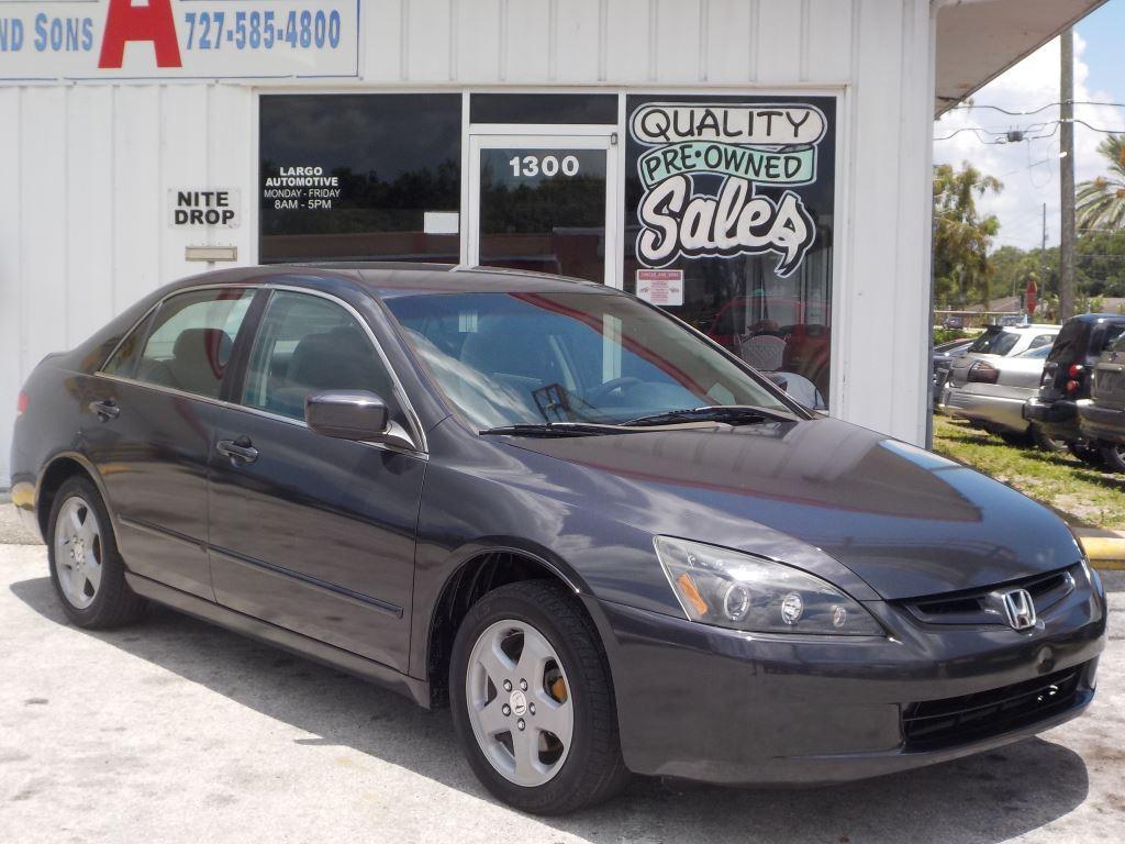 2004 Honda Accord LX photo
